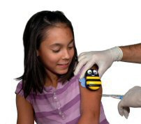 Buzzy Helps Injection Pain